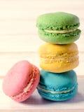 Tour de macaron Images stock