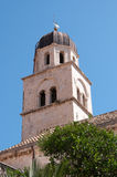 Tour de monastère, Dubrovnik, Croatie Photographie stock