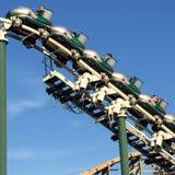 Tour de montagnes russes photo stock