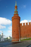 Tour de Moscou Kremlin Photo libre de droits