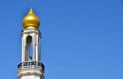 Tour de mosquée Photos libres de droits
