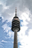 Tour de Munich TV Image libre de droits