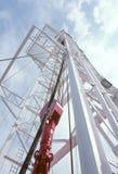 Tour de pétrole Images libres de droits