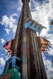 Tour de parc d'attractions Photo libre de droits