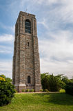 Tour de Park Memorial Carillon Bell de Baker - Frederick, le Maryland Photo libre de droits