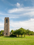 Tour de Park Memorial Carillon Bell de Baker - Frederick, le Maryland Images libres de droits