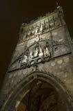 Tour de passerelle dans Praguelic Images stock