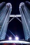 Tour de Petronas Image libre de droits