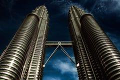 Tour de Petronas Photos stock