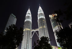 Tour de Petronas Images stock