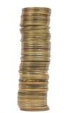Tour de pièce de monnaie Image stock