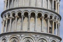 Tour de Pise, Toscane, Italie photos libres de droits