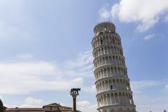 Tour de Pise, Toscane, Italie image stock