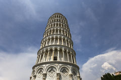 Tour de Pise, Toscane, Italie image libre de droits