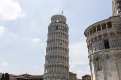 Tour de Pise, Toscane, Italie images stock