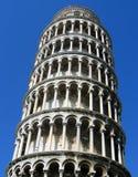 Tour de Pise - vers le haut (2) proche photos libres de droits