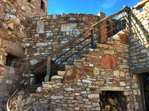 Tour de point de Navajo Images libres de droits