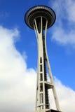 Tour de pointeau de l'espace de Seattle, l'état de Washington. image stock