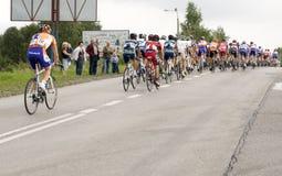 Tour De Pologne stock photography