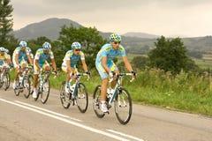 Tour De Pologne royalty free stock images