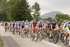 Tour De Pologne stock photo