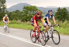 Tour De Pologne Stock Image