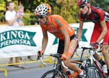 Tour DE Pologne Stock Foto's