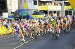Tour de Pologne 2009 Royalty Free Stock Image