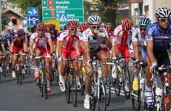 Tour de Pologne 2010 Stock Image
