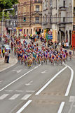 Tour de Pologne 2010 Royalty Free Stock Photography