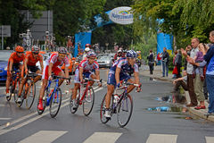 Tour de Pologne 2011 Royalty Free Stock Photography