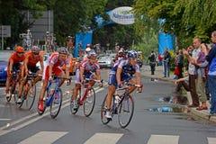 Tour de Pologne 2011 Royalty Free Stock Photography