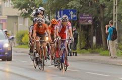 Tour de Pologne 2011 Royalty Free Stock Photo