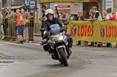 Tour de Pologne 2011 Stock Photography