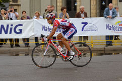 Tour de Pologne 2011 Royalty Free Stock Image