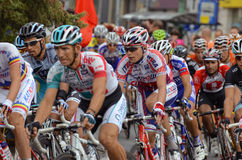 Tour de Pologne 2011 Stock Image
