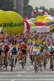 Tour de Pologne 2011 Stock Images