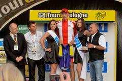 Tour de Pologne 2011 - Kurek Adrian Stock Photos