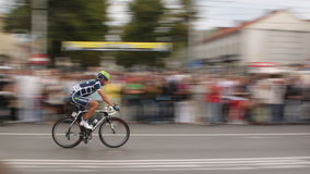 Tour de Pologne Royalty Free Stock Photo