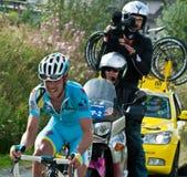 Tour DE Pologne 2014 Royalty-vrije Stock Afbeeldingen