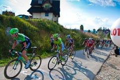 Tour DE Pologne 2014 Royalty-vrije Stock Afbeelding