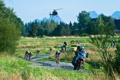 Tour DE Pologne 2014 Stock Foto