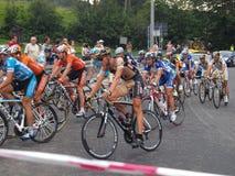 Tour DE Pologne Stock Foto