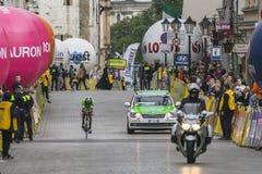 Tour DE Pologne 2016 stock fotografie