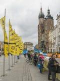 Tour DE Pologne 2016 royalty-vrije stock foto's