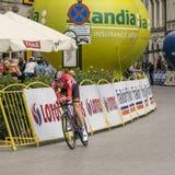 Tour DE Pologne 2016 Stock Foto