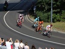 Tour de Pologne Stock Photos