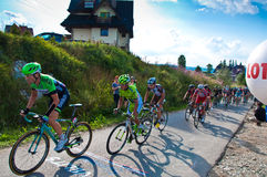 Tour de Pologne 2014 Royalty Free Stock Image