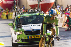 Tour de Pologne 2013 Stock Photo