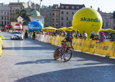 Tour de Pologne 2013 Royalty Free Stock Photo